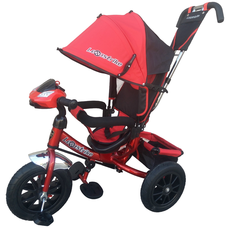 Велосипед Lexus Trike 264611, 264611, красный