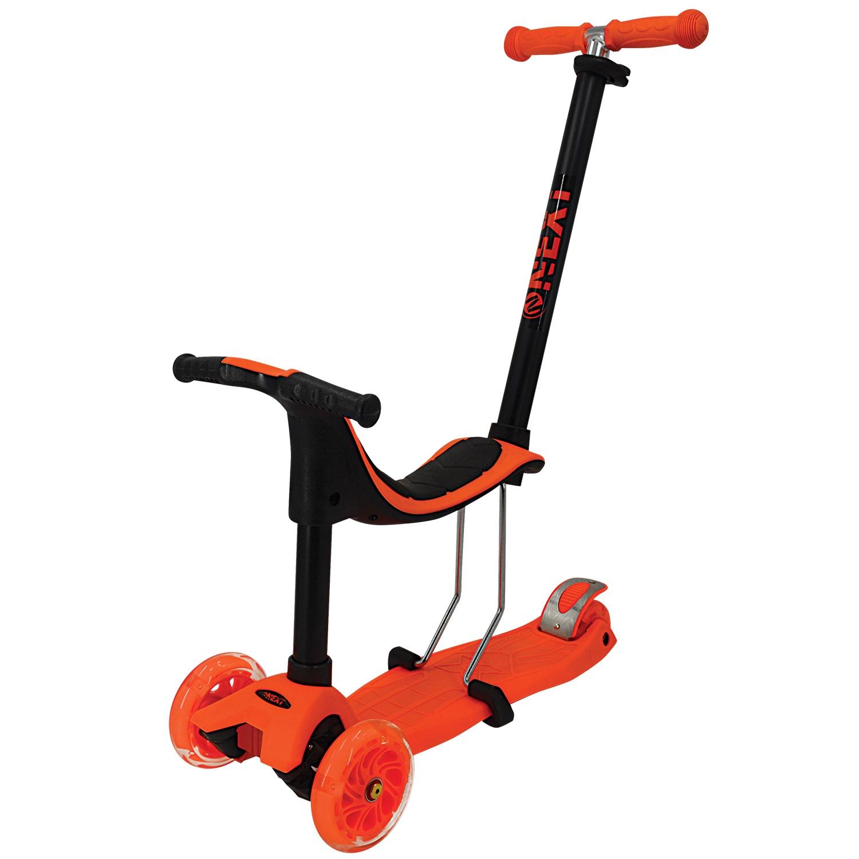 Самокат Next 264901, 264901, оранжевый цены онлайн