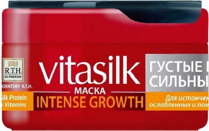 Маска для волос R.T.H. Vitasilk WOMEN Густые и сильные сильные ноутбуки