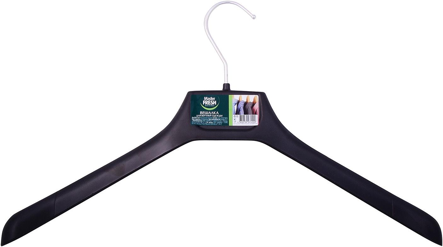 Вешалка Master FRESH для верхней одежды р. 42-44, черный