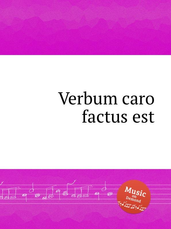 лучшая цена W.F. Skene Verbum caro factus est