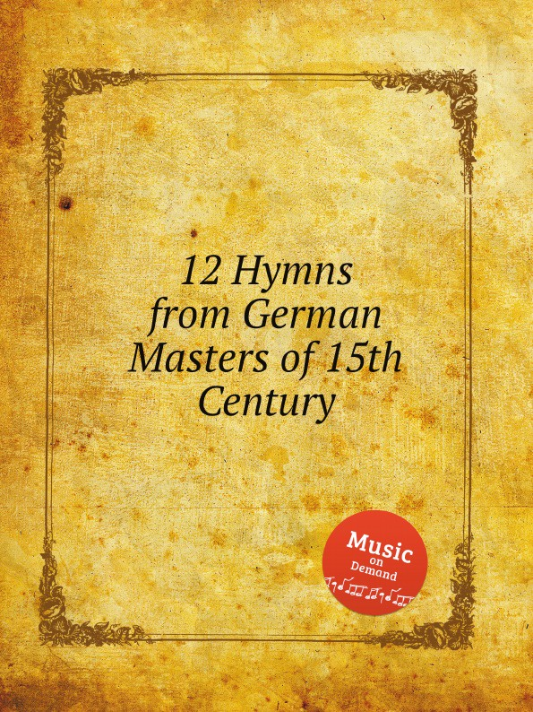 Rudolf Gerber 12 Hymns from German Masters of 15th Century hifi tda7498 digital amplifier power amp 70w 2 psu treble bass adjustment