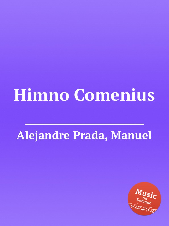M. Alejandre Prada Himno Comenius m alejandre prada suite para cuerdas op 37