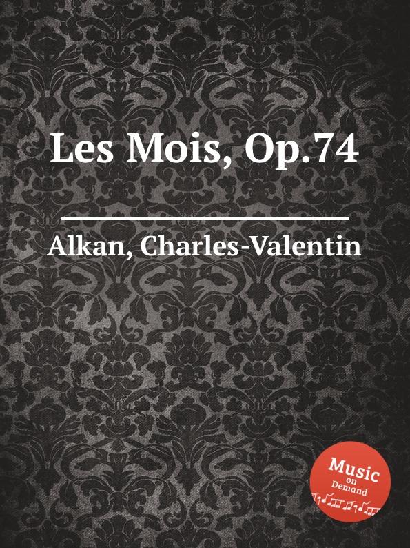C.-V. Alkan Les Mois, Op.74 цена