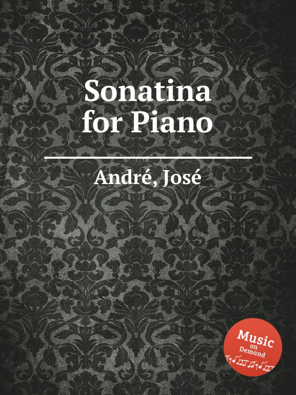 J. André Sonatina for Piano
