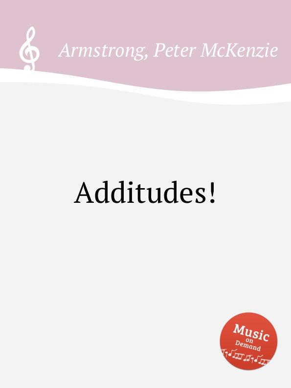 лучшая цена P. McKenzie Armstrong Additudes.