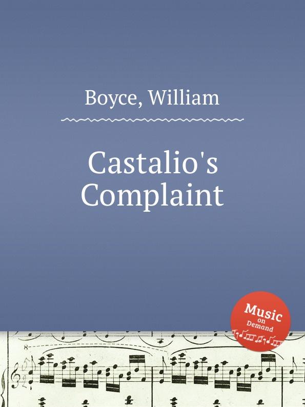 W. Boyce Castalio.s Complaint fun voice transforming 15 sec digital voice recorder