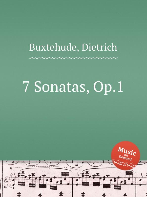 D. Buxtehude 7 Sonatas, Op.1