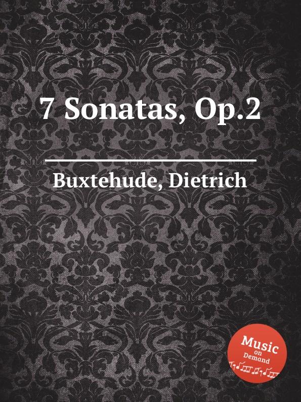 D. Buxtehude 7 Sonatas, Op.2