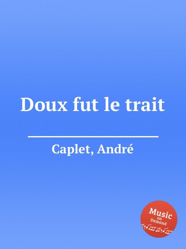 A. Caplet Doux fut le trait mustela gel lavant doux