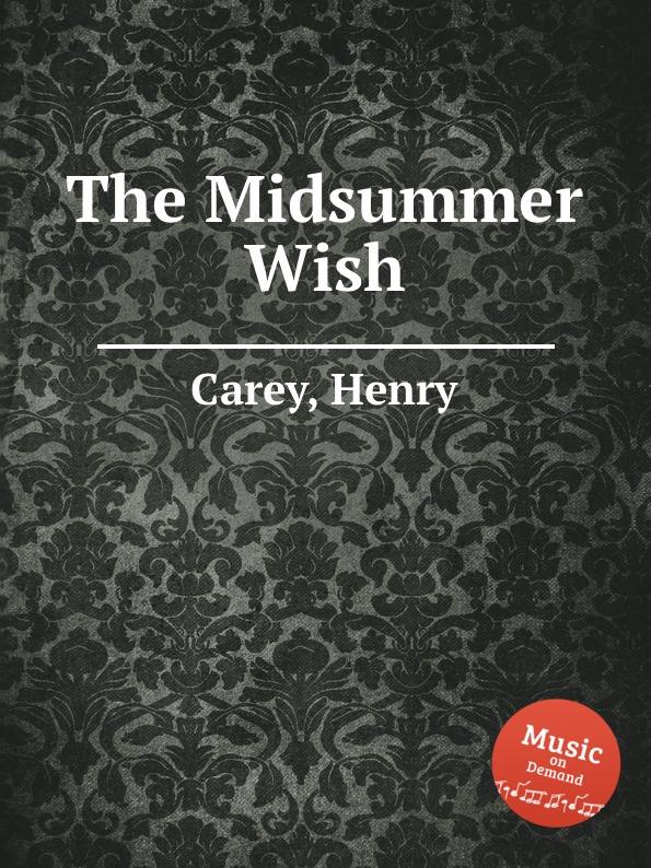 H. Carey The Midsummer Wish плеер hnsat 4g wristband digital voice recorder bracelet