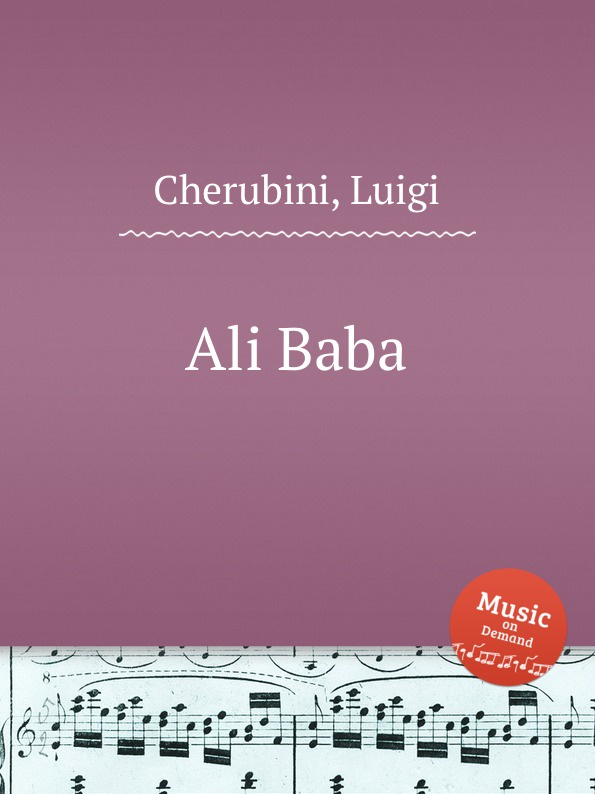 L. Cherubini Ali Baba mahmoud ali ahmed multi tragedies novel