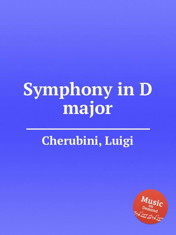 цена L. Cherubini Symphony in D major в интернет-магазинах