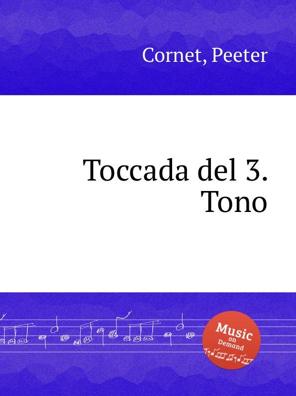 P. Cornet Toccada del 3. Tono p gouin medio registro alto del primer tono