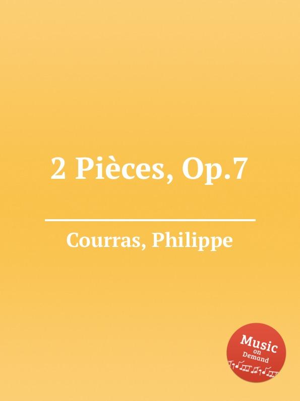 Ph. Courras 2 Pieces, Op.7