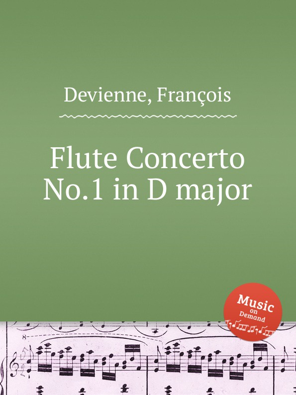 F. Devienne Flute Concerto No.1 in D major