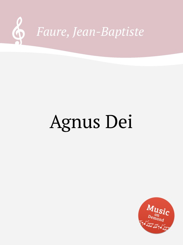 цены J.B. Faure Agnus Dei