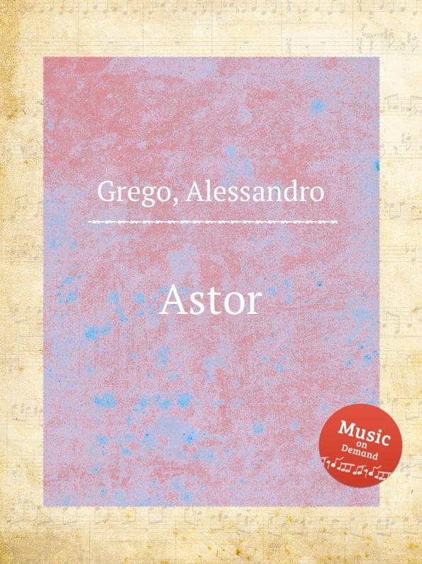 A. Grego Astor a grego talassocrazia