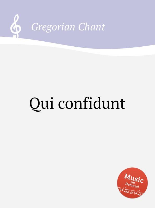 лучшая цена G. Chant Qui confidunt