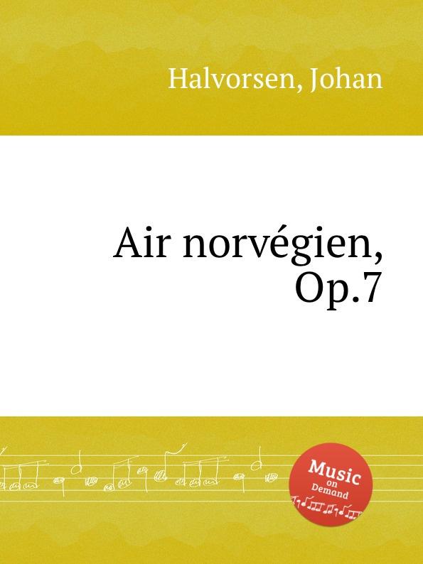 цена J. Halvorsen Air norvegien, Op.7 в интернет-магазинах