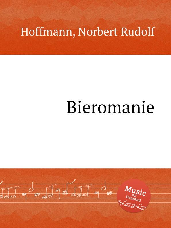 N.R. Hoffmann Bieromanie the saxophone reed