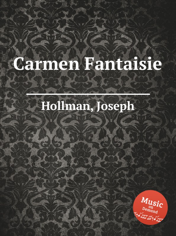 J. Hollman Carmen Fantaisie цена и фото
