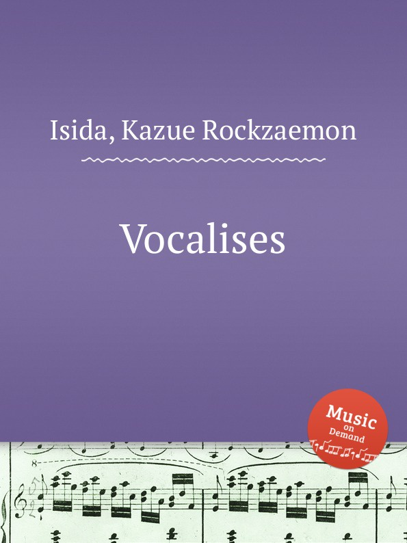 K.R. Isida Vocalises k r isida prelude for piano lagerstroemia