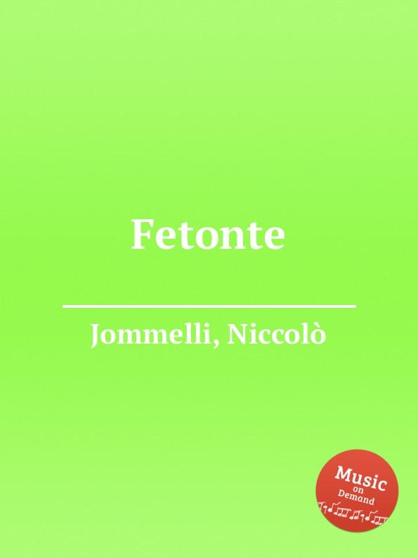 N. Jommelli Fetonte n jommelli demetrio