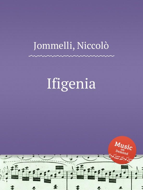 N. Jommelli Ifigenia n jommelli demetrio