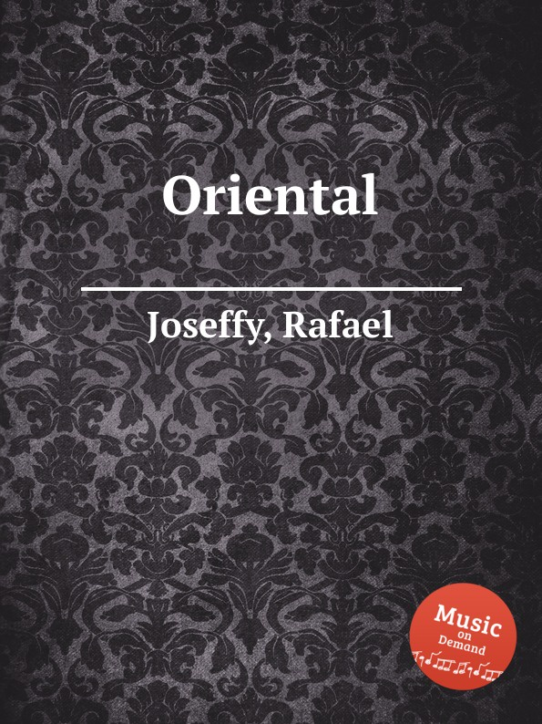 R. Joseffy Oriental