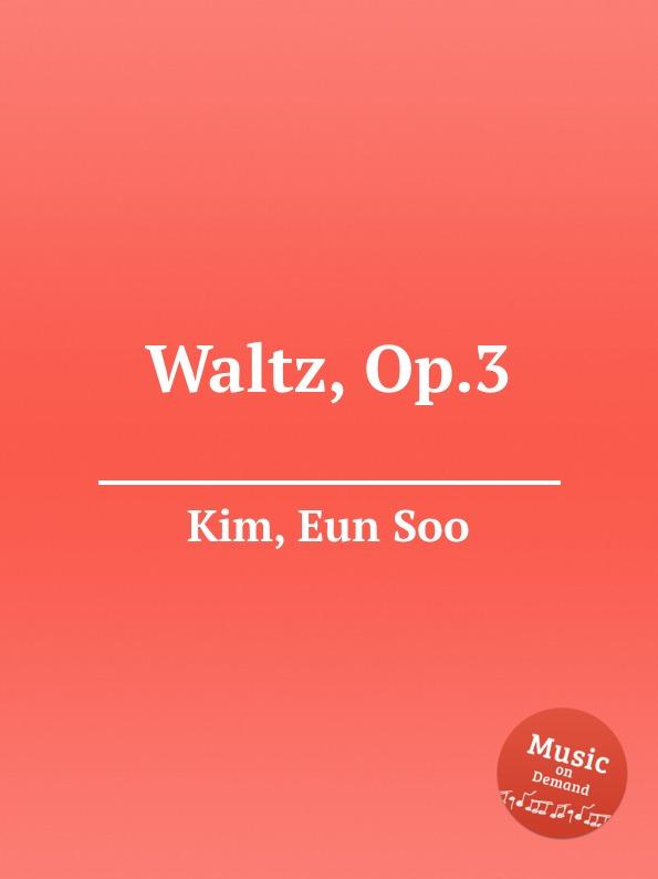 E.S. Kim Waltz, Op.3 цены