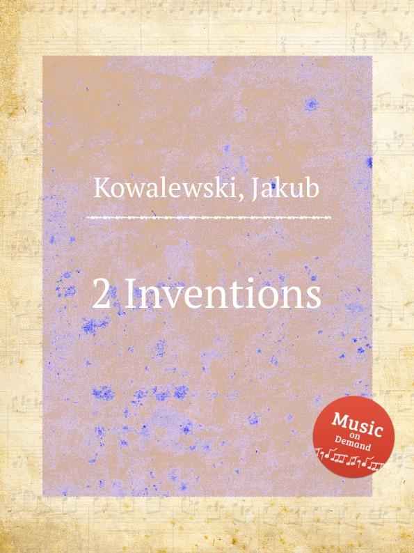 J. Kowalewski 2 Inventions j kowalewski per 3 tromboni