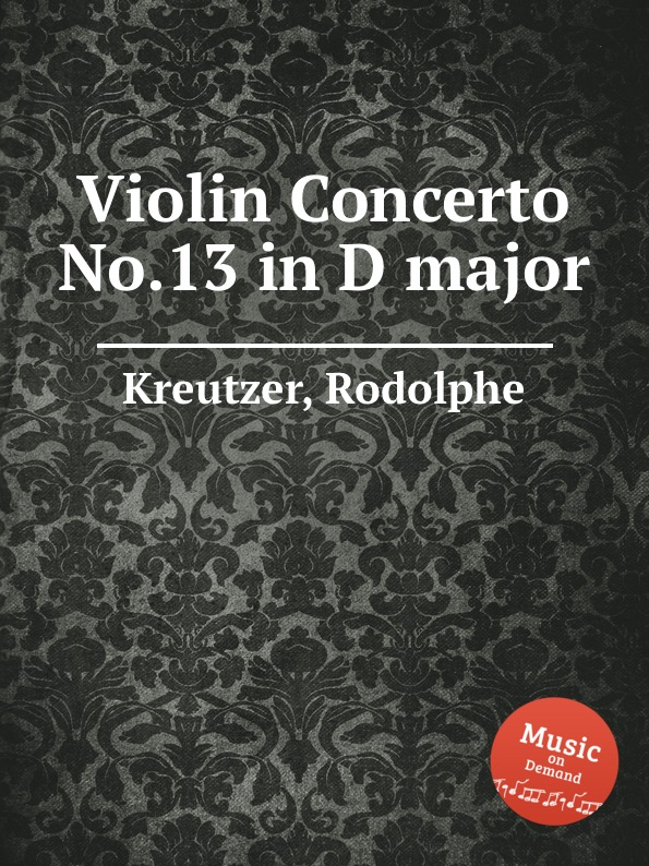 цена R. Kreutzer Violin Concerto No.13 in D major в интернет-магазинах