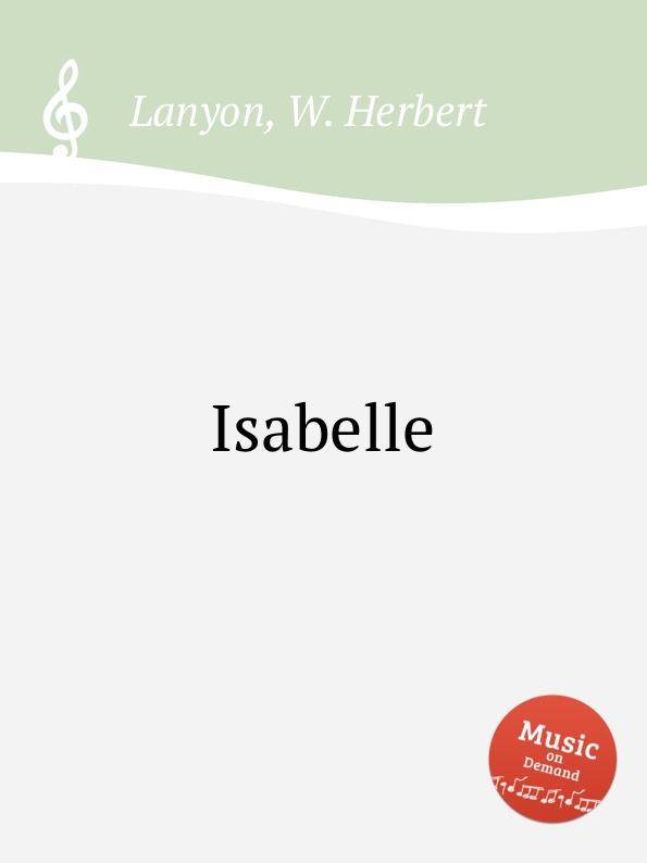 W.H. Lanyon Isabelle w h lanyon 2 sketches