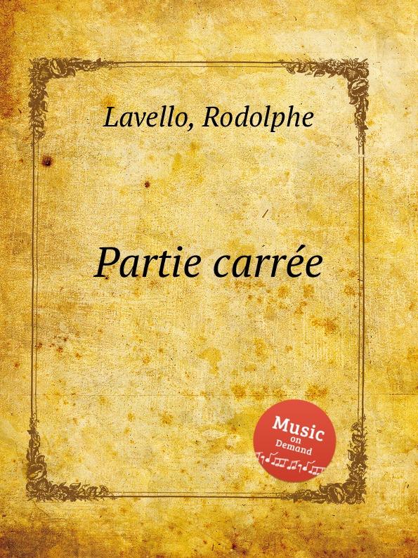 R. Lavello Partie carree r lavello franconnette