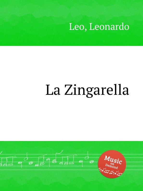 L. Leo La Zingarella
