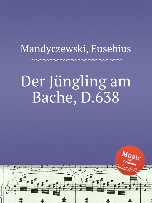 E. Mandyczewski Der Jungling am Bache, D.638 e mandyczewski der jungling an der quelle d 300