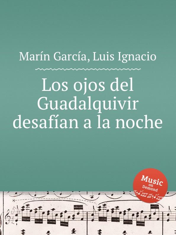 L.I. Marín Los ojos del Guadalquivir desafian a la noche