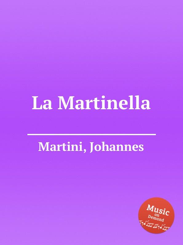J. Martini La Martinella