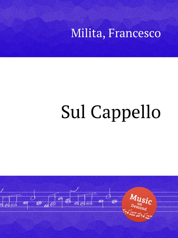 F. Milita Sul Cappello цена и фото
