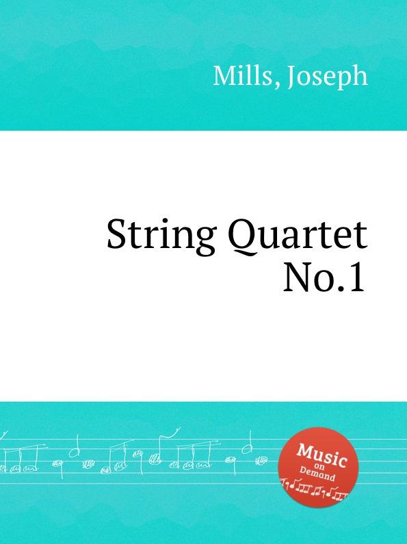 J. Mills String Quartet No.1 c j mills winter world