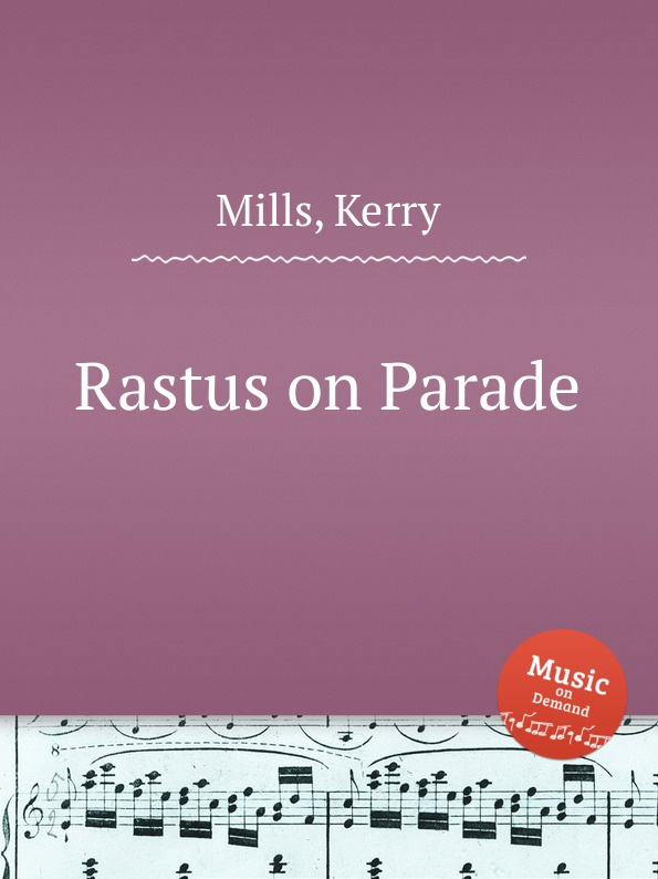 K. Mills Rastus on Parade k mills kerry mills ragtime dance