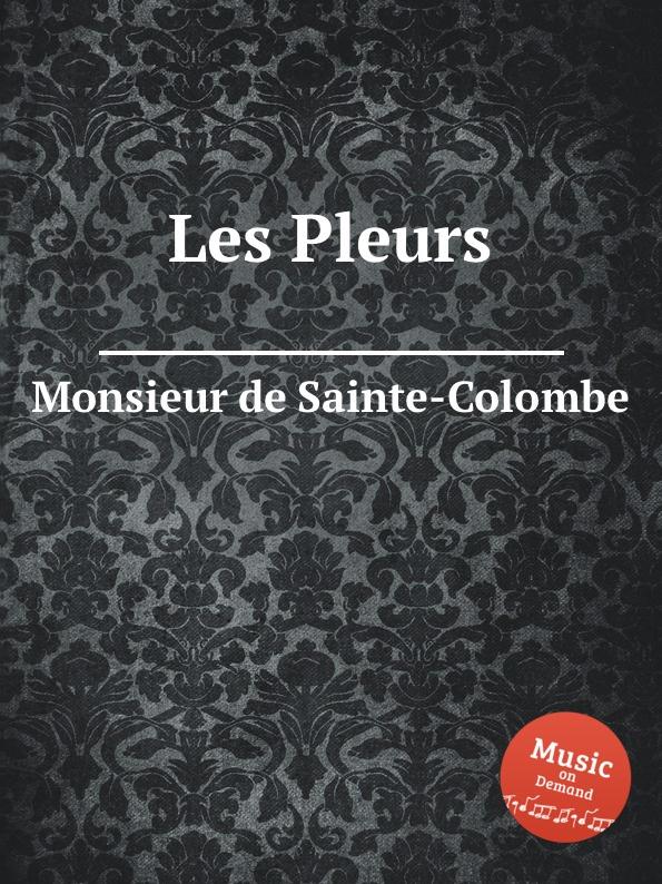 M. de Sainte-Colombe Les Pleurs colombe брюки
