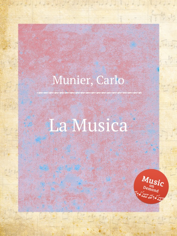 C. Munier La Musica