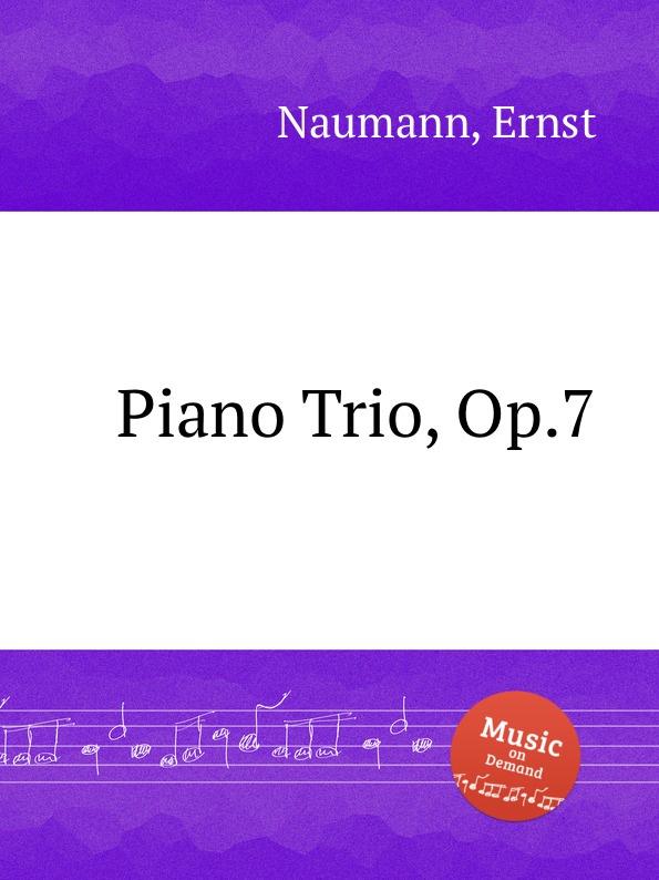 E. Naumann Piano Trio, Op.7