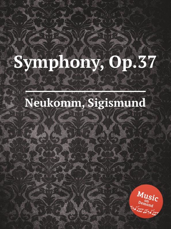 S. Neukomm Symphony, Op.37 s neukomm the sea