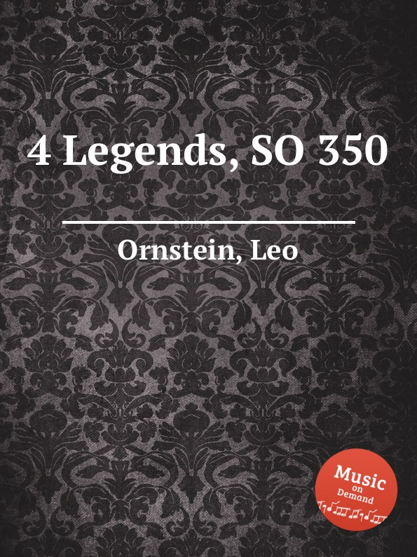 цена L. Ornstein 4 Legends, SO 350 в интернет-магазинах