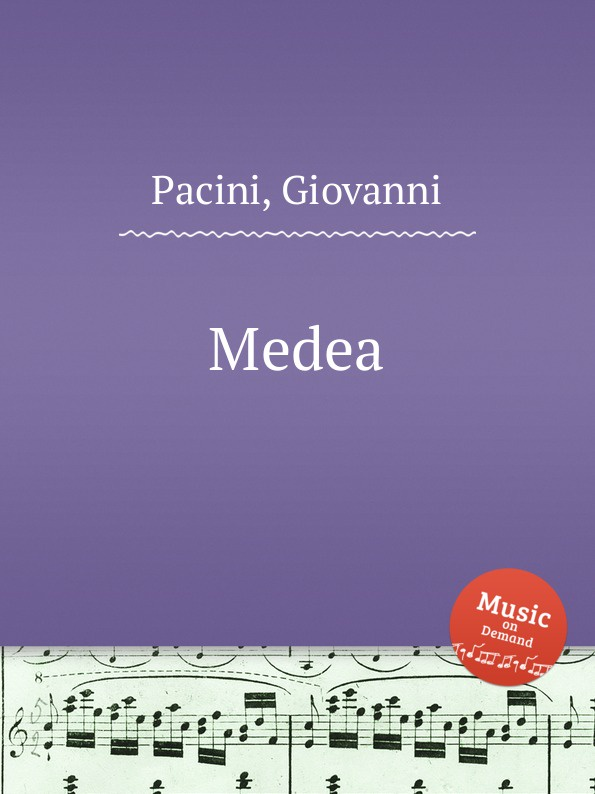 G. Pacini Medea g pacini bondelmonte
