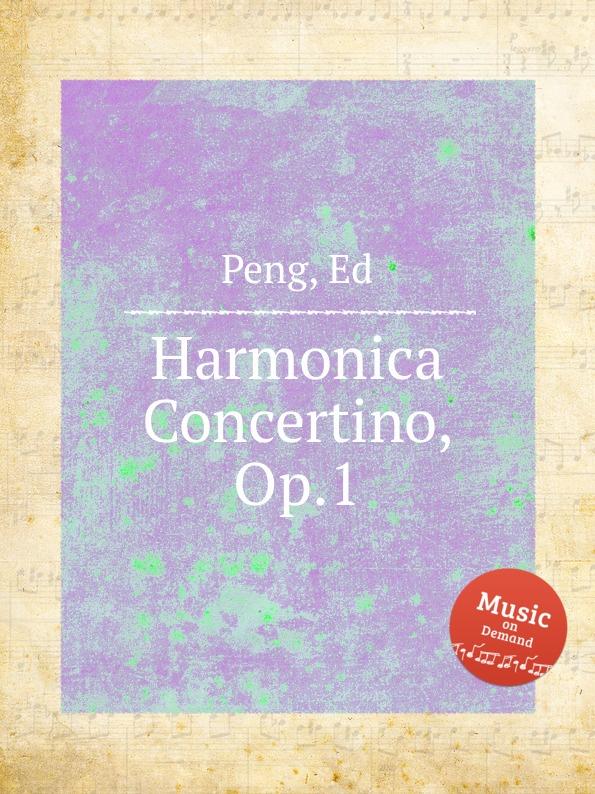 E. Peng Harmonica Concertino, Op.1