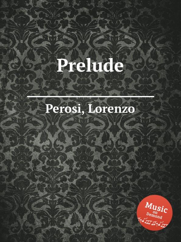 L. Perosi Prelude l perosi magnificat